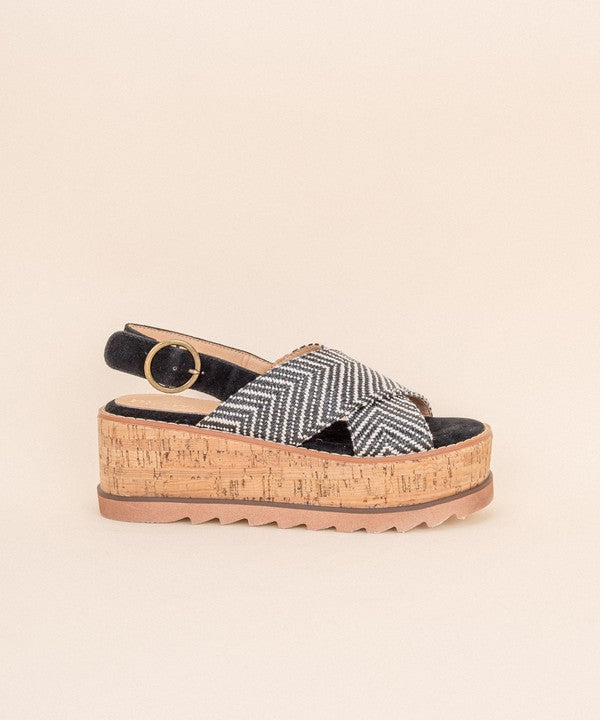 The Liam Cork Wedge
