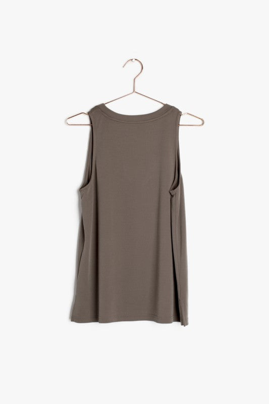 The Quentin Sleeveless Top