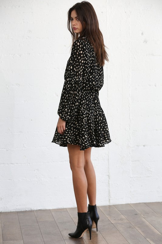 The Sam Spotted Dress