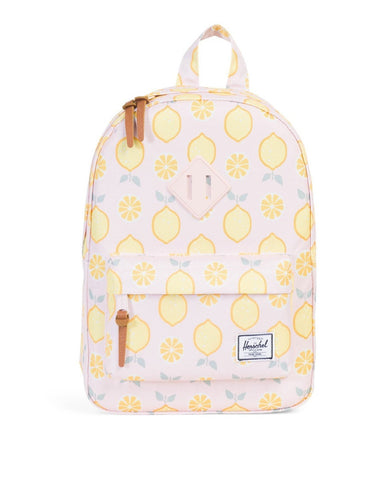 Kid's Heritage Backpack - Lemon Drop - by Herschel Supply Co.