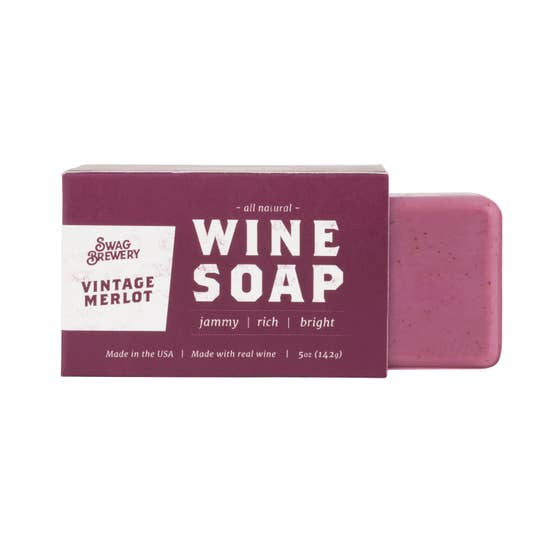 Wine Soap by Swag Brewery