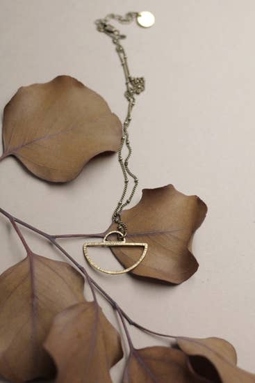 The Fennic Necklace by CIVAL Collective