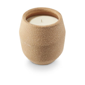 Citrus Cedarleaf Earthen Ceramic Candle