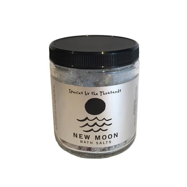 New Moon Bath Salts by Species by the Thousands