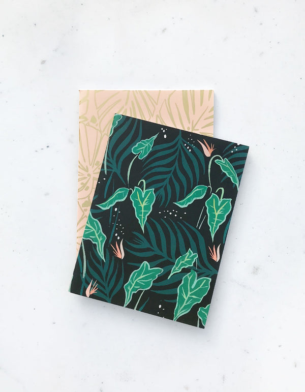 Lush Greens Pocket Book Duo