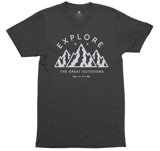 Explore The Great Outdoors Tee