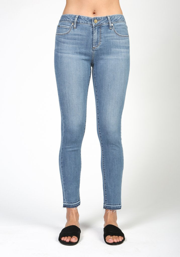 The Carly Ankle Jeans by Articles of Society - Campo Wash