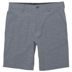 Steel Fin Rope Hybrid Walkshorts by Vissla