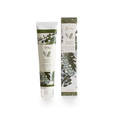 Balsam and Cedar Mini Hand Creme