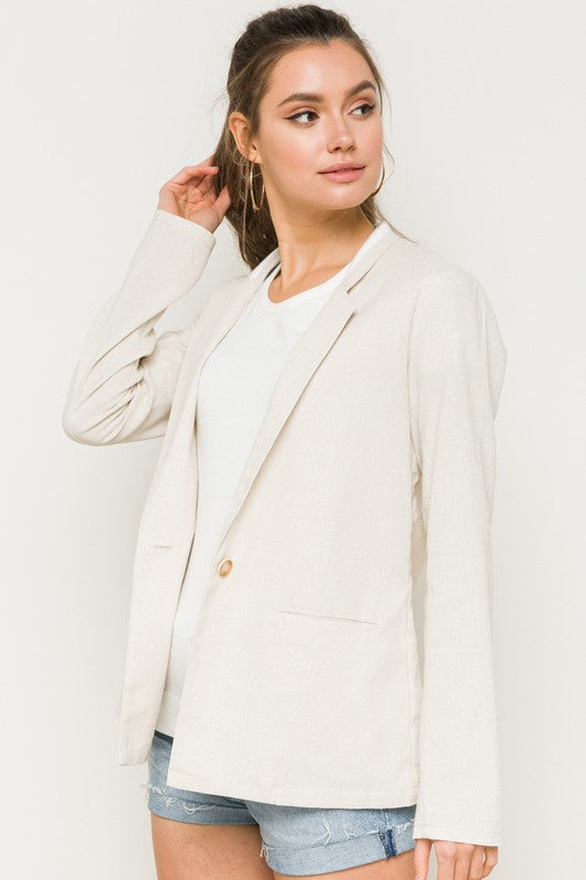 The Capri Sporty Blazer