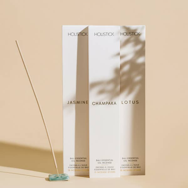 Jasmine Bali Incense by Holistick