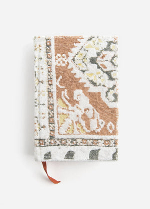 Pastel Tapestry Velvet Journal