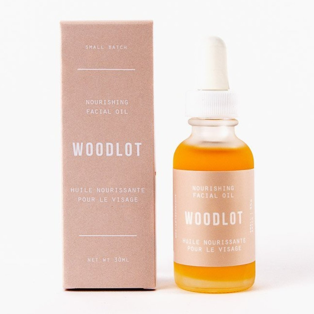 Nourishing Facial Oil by Woodlot