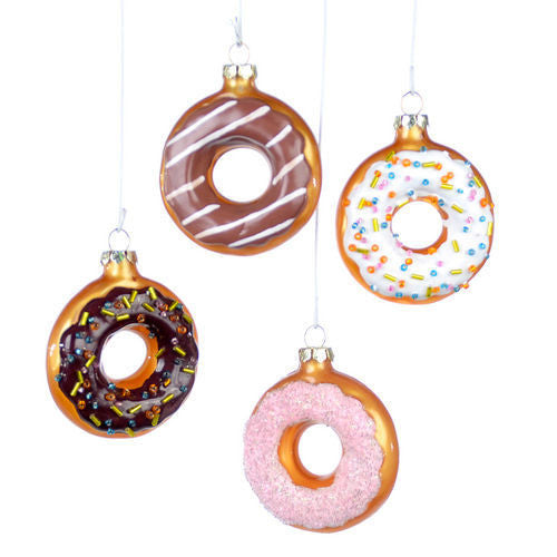 Mini Donut Ornament