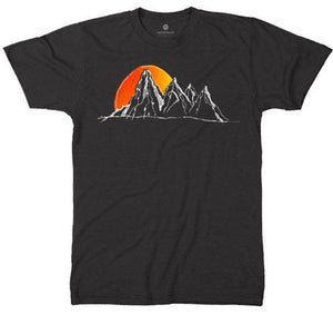 Mountain Escape Tri-Blend Tee