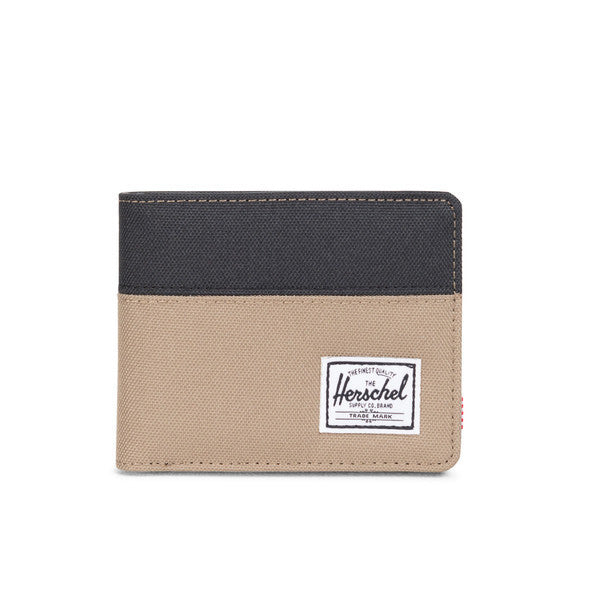 Hank Two-Toned Lead Green and Black Wallet by Herschel Supply Co.