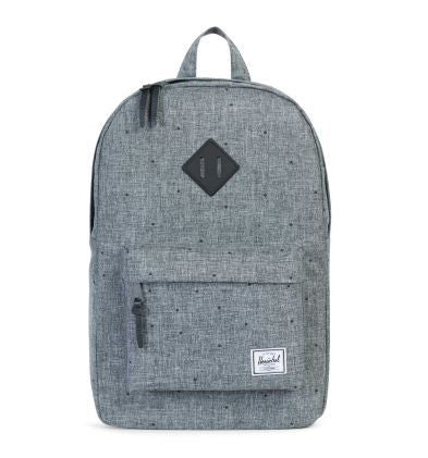 Heritage Backpack I Mid-Volume I Scattered Raven Crosshatch