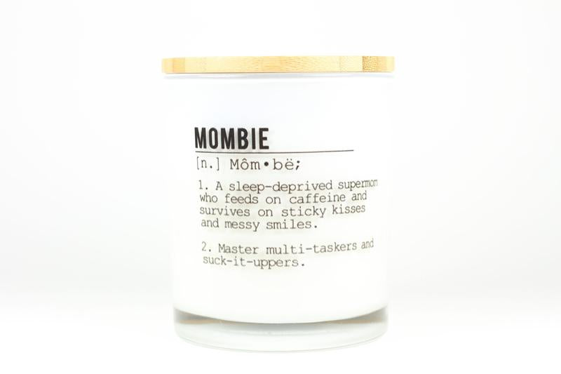 Mombie Candle by Unplug Soy Candles
