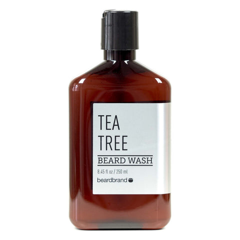 Tea Tree Beard Wash by Beardbrand