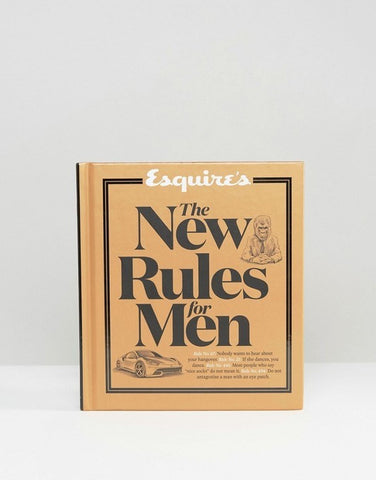 Esquire's The New Rules for Men Book