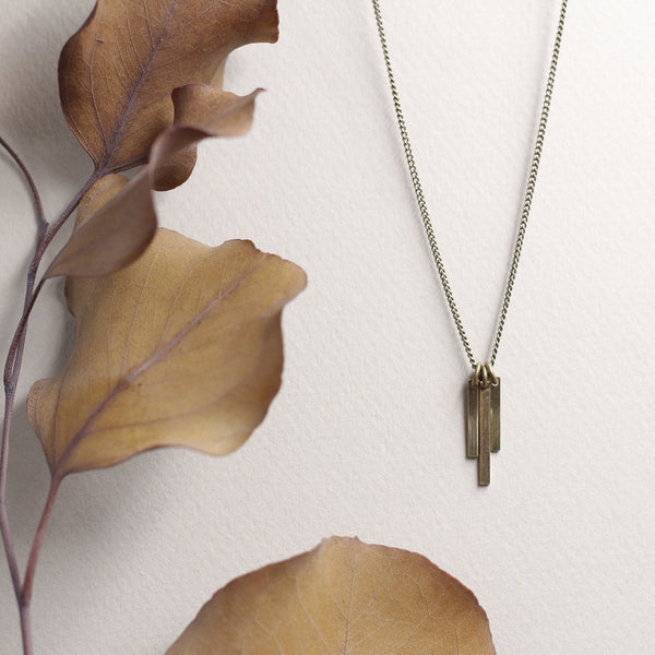 The River Necklace by CIVAL Collective