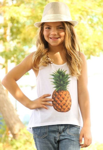 Kid's Pineapple Tank