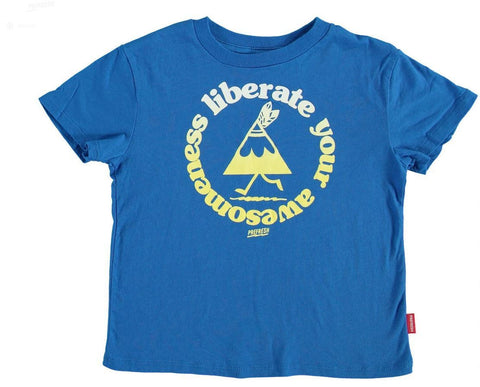 Liberate Your Awesomeness Kid's Tee