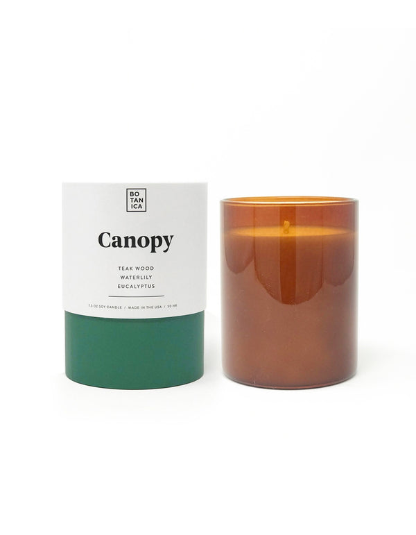 Canopy 7.5 oz Candle by Botanica