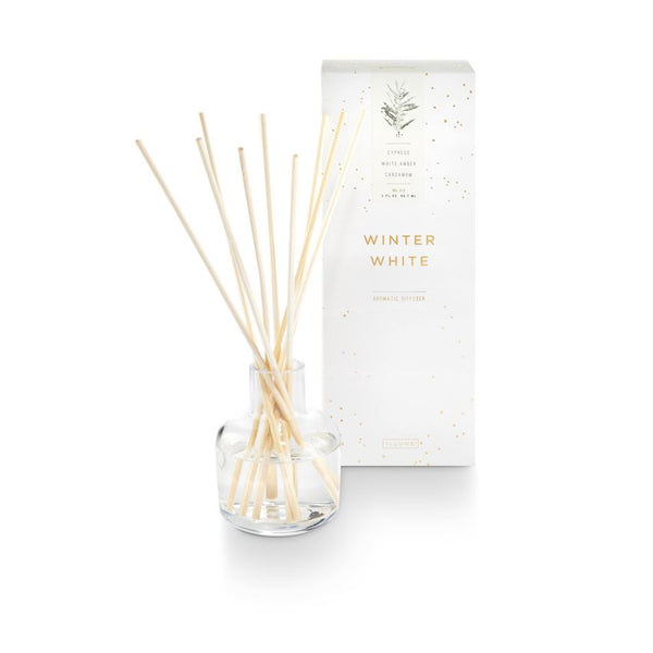 Winter White Noble Holiday Diffuser
