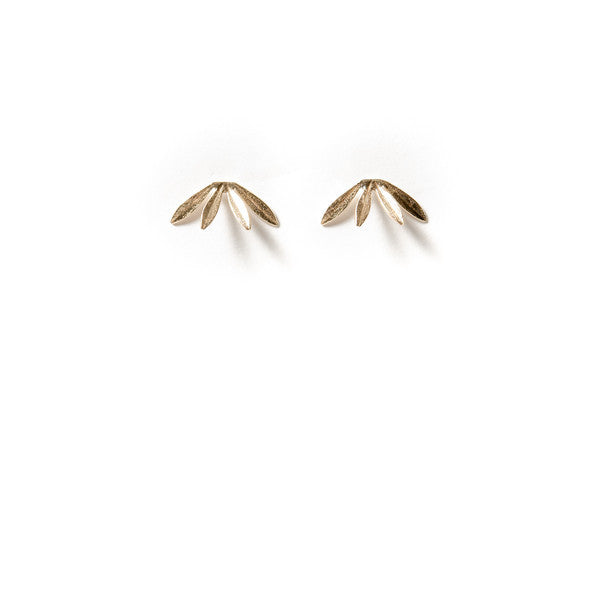 Laurel Studs by Michelle Starbuck Designs