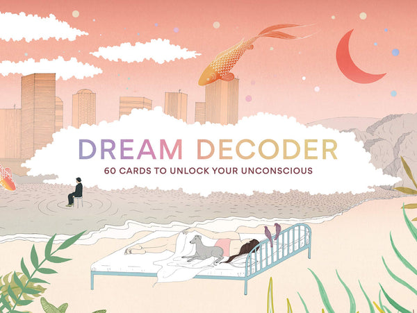 Dream Decoder 60 Cards to Unlock Your Unconscious