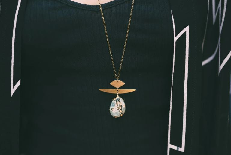 The August Necklace