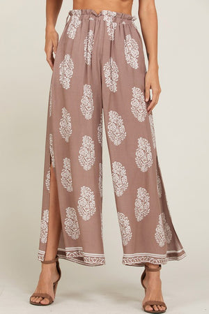 The Ava High Waisted Lounge Pants