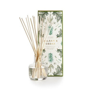 Balsam and Cedar Diffuser