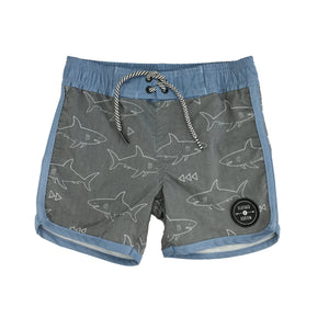 Sharky Waters Baby Boardshort
