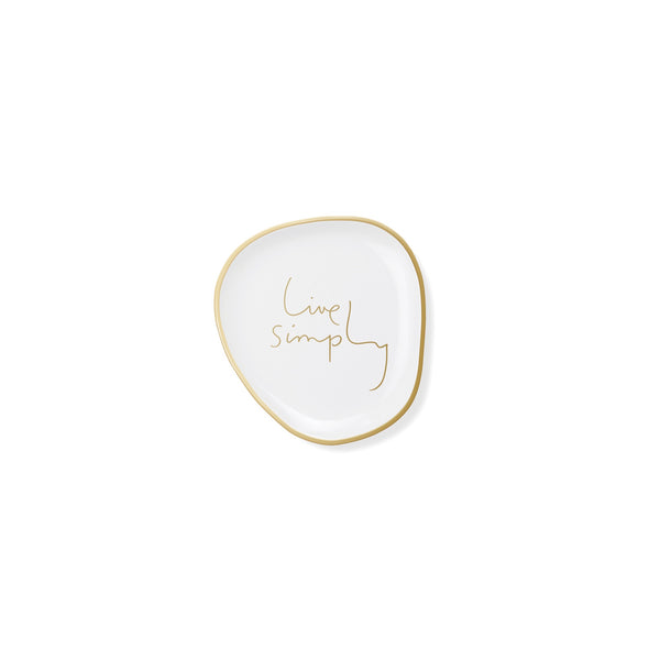 Live Simply Organic Mini Tray