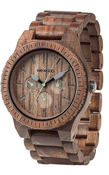 Kappa Nut Watch by WeWood