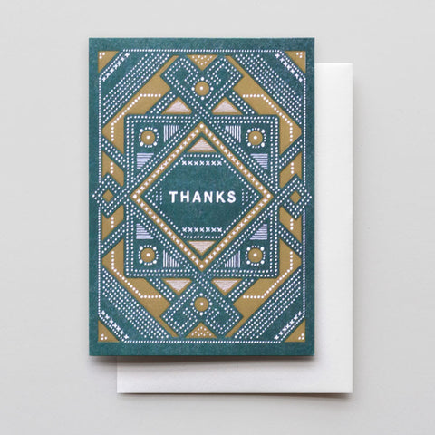 Thanks Shishiko Boxed Cards - Set of 6