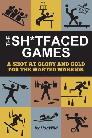 The Shitfaced Games Book