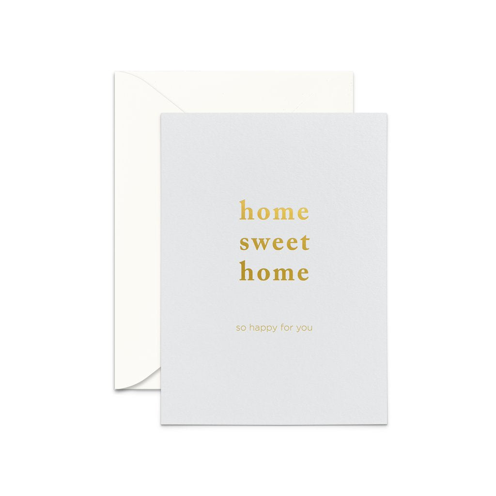 Home Sweet Home Card by Smitten on Paper