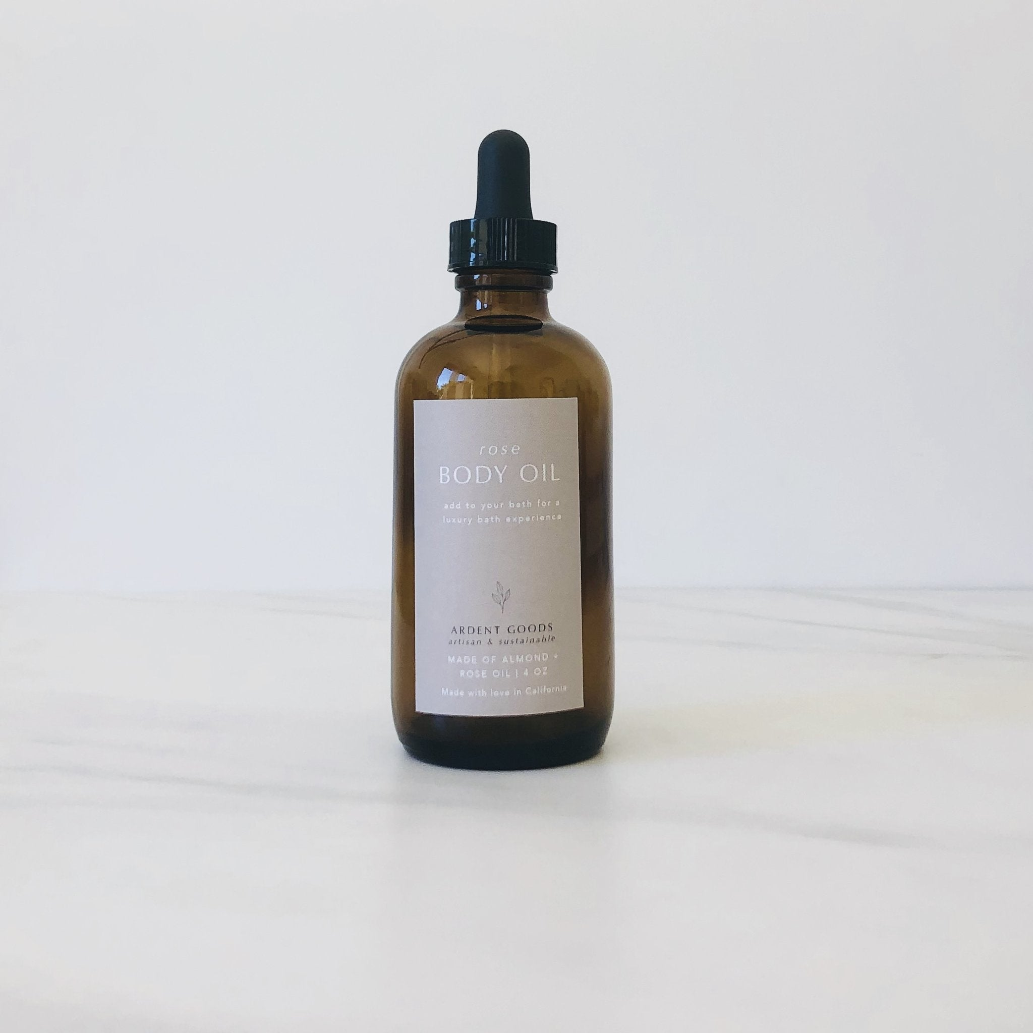 Rose Body Oil by Ardent Goods