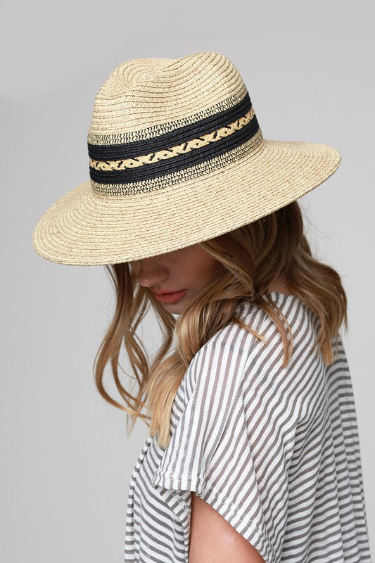 The Sami Safari Panama Hat