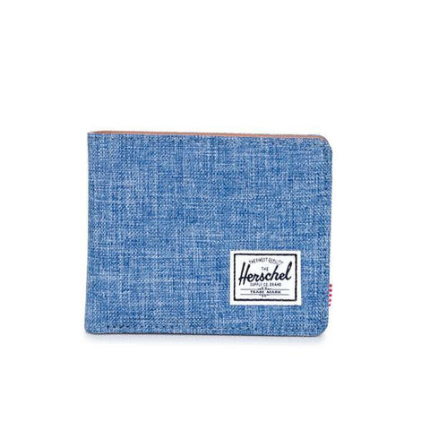 Hank Limoges Crosshatch / Tan Wallet by Herschel Supply Co