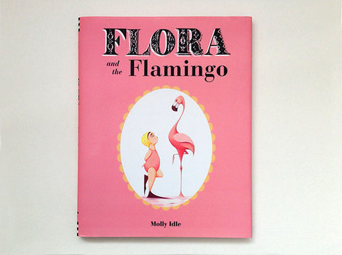 Flora and the Flamingo Children's Illustrated Book
