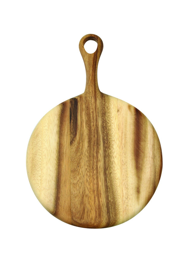 Short Handle Acacia Wood Board