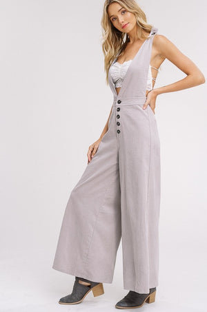 The Sadie Corduroy Jumpsuit