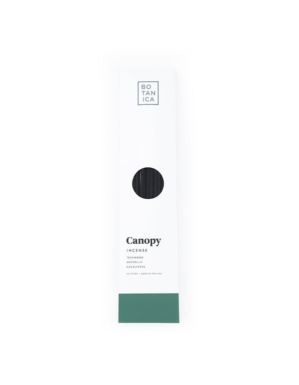 Canopy Incense by Botanica