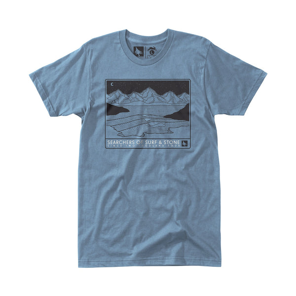 The Bluffside Tee by HippyTree