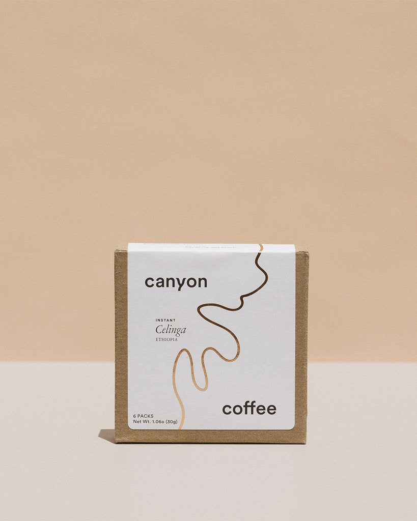 Canyon Instant Coffee by Canyon Coffee *Best Seller*