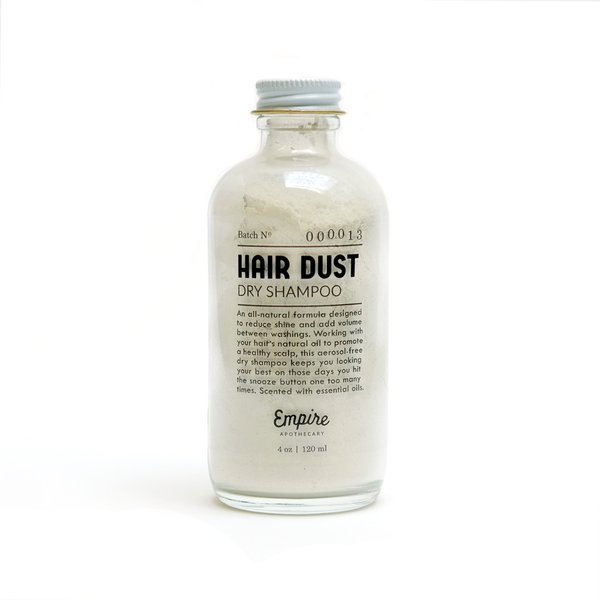 Hair Dust Dry Shampoo by Empire Apothecary